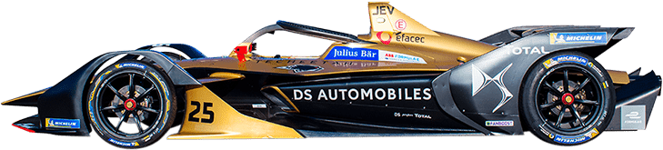Formule E DS TECHEETAH