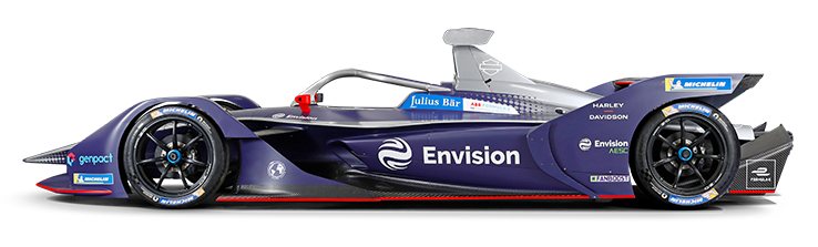 Formule E ENVISION VIRGIN RACING