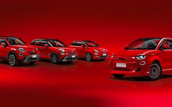 Fiat 500(RED) Family
